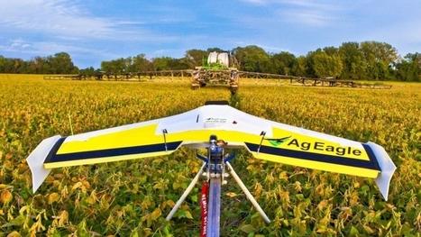 Winnipeg company teams NASA technology and drones to help farmers | Drone (UAV) News | Scoop.it