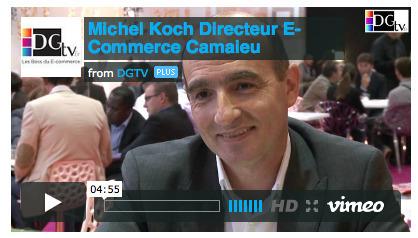 Ma rencontre avec Michel Koch Directeur ecommerce de Camaieu | Actualité de l'E-COMMERCE et du M-COMMERCE | Scoop.it