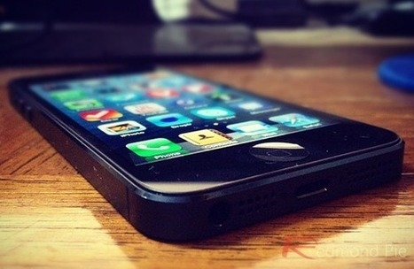 iPhone 5 and other recent smartphones are Europe's | SayPeople | Scoop.it