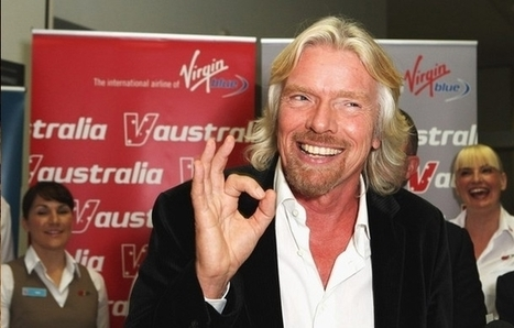 Richard Branson on Turning an Idea Into a Business | MILE Leadership | Scoop.it