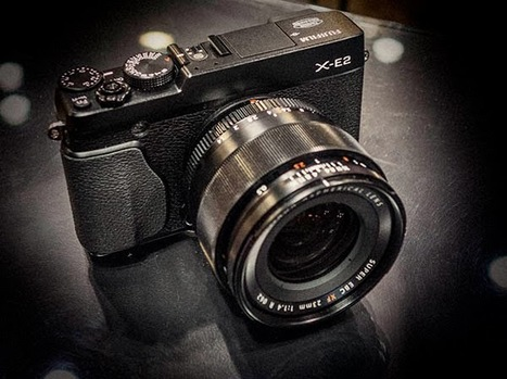 First look at the Fuji X-E2 and 23mm f/1.4 lens at PhotoPlus | Tom Grill | manou aouali | Scoop.it