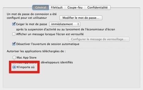 Comment obtenir iWork gratuitement sur un Mac disposant de OS X Mavericks | BlogNT | Technologie | Scoop.it