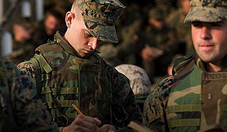 The Basic School-Aspect 3 | Marine Officer-Aspect 2 & 3 | Scoop.it