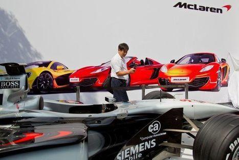 McLaren roars into China luxury auto market | Year 13 AQA Economics | Scoop.it