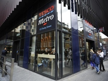 Tesco adds contactless payment to 500 London stores | NFC technology | Scoop.it