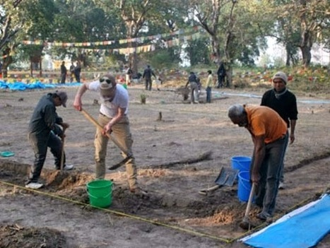 Fresh excavations begin at Tilaurakot | The Archaeology News Network | Kiosque du monde : Asie | Scoop.it
