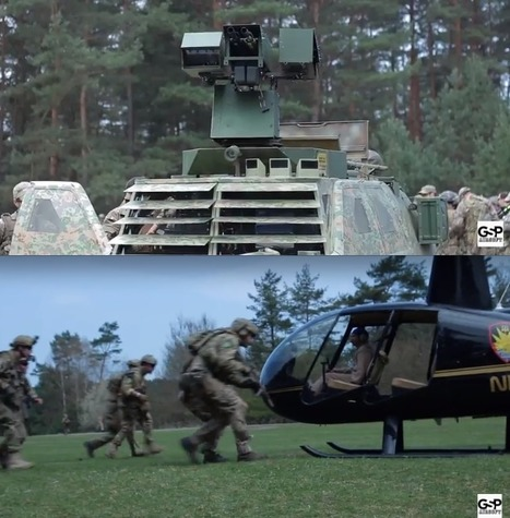 Border War 7 Operation Skylance Trailer 2015 Airsoft Game - GsPAirsoft on YouTube! | Thumpy's 3D House of Airsoft™ @ Scoop.it | Scoop.it