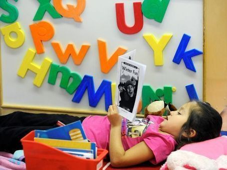 How to get kids to read independently | The World of Reading | Scoop.it