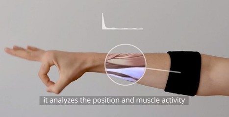 Google Gesture: real-time sign language translation with an arm band | Virtual Interaction | Scoop.it