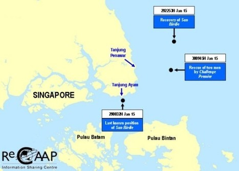 Hijacked Tanker Recovered Off Malaysia, Suspected Pirates Captured - gCaptain Maritime & Offshore News | Maritime piracy | Scoop.it