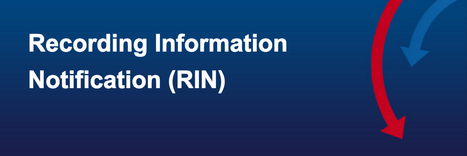 Recording Information Notification (RIN) | DDEX | Music & Metadata - un enjeu de diversité culturelle | Scoop.it