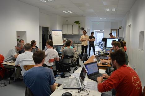Première cartopartie OSM à Chambéry | CartONG | Cartes libres et médiation numérique | Scoop.it