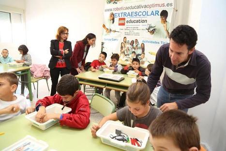 Unos 450 escolares se apuntan a la actividad de robótica de la ... - Andalucía Información | Robótica Educativa tuXc Coaching | Scoop.it