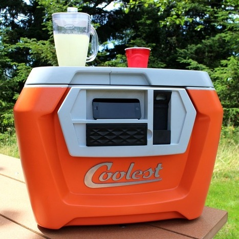 High-Tech Cooler Raises Over $4.9M Through Kickstarter In A Week | All About Now | Scoop.it