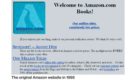 The Secrets of Bezos: How Amazon Became the Everything Store | Things in transition | Scoop.it