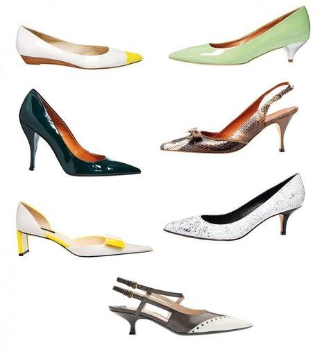 La chaussure à bout pointu : tendance printemps-été 2013 | Mode Trends | Scoop.it
