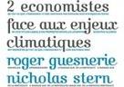 Les Rendez-vous du CAS :  2 économistes face aux enjeux climatiques  de Roger Guesnerie et Nicholas Stern | great buzzness | Scoop.it