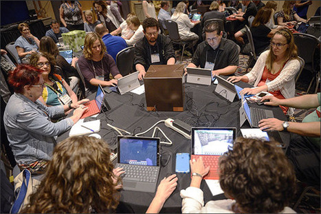Minecraft Fueling Creative Ideas, Analytical Thinking in K-12 Classrooms | Games and education | Scoop.it