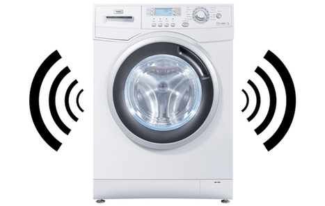 Could your washer really charge your smartphone from across the room? | Heron | Scoop.it