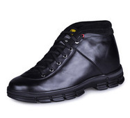Black men increasing height boots that make you taller 7cm / 2.75inch | Tall Elevator boots men increase height | Scoop.it