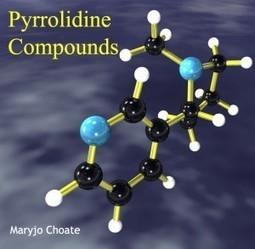 Pyrrolidine Compounds   E-books on Biotechnology & Bio-Chemistry   E-Books India   Scoop.it