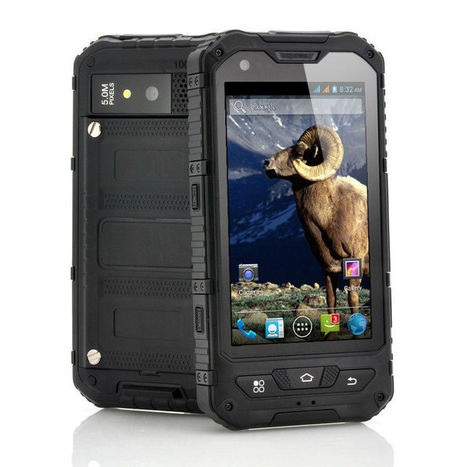 Rugged Android Phone 4.2 * Ram * Shockproof IP67 Dust Proof + Waterproof Black | Cheapest Disney World Vacations | Scoop.it