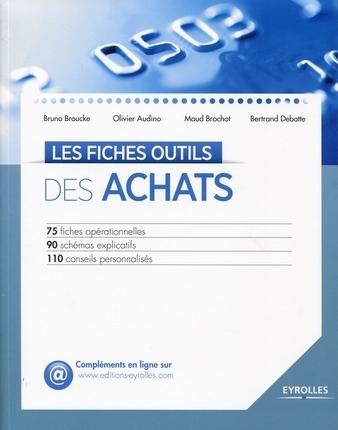 Les fiches outils des achats | Nouveautés | Scoop.it