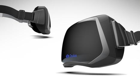 Oculus Rift : un seul casque pour PC et Android courant 2014 | Nouvelles technologies actu | Scoop.it