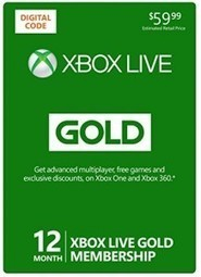 Xbox Live 12 Month Gold Membership [Online Game Code] | Kodivices | Scoop.it