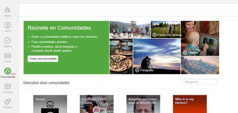 Cómo funcionan las nuevas comuniades de Google – Google Comunidades   Blog de Ruben Gutierrez   Marketing Online y Social Media   Recursos para PBL   Scoop.it