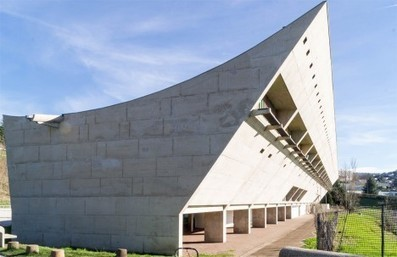 UNESCO adds 17 Le Corbusier projects to World Heritage List | The Architecture of the City | Scoop.it