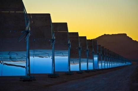 Un mejor futuro para las células solares de concentración   PENSANDO Y EDUCANDO EN TIC   Scoop.it