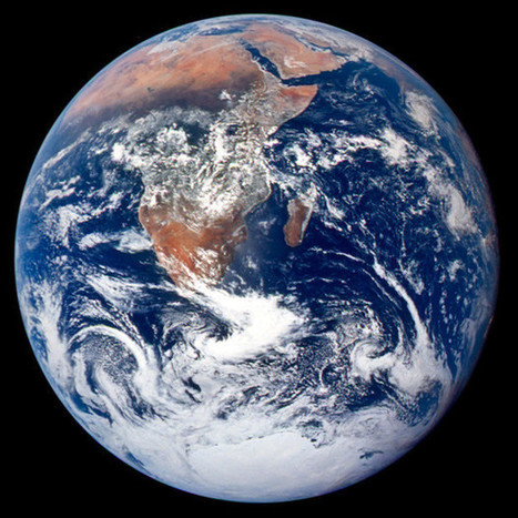 NASA's Iconic 'Blue Marble' Photo of Earth Turns 41 Years Old | Radio Show Contents | Scoop.it
