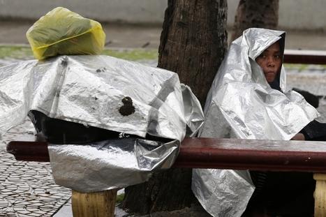 Drie doden bij doortocht 'krachtigste tyfoon ooit' op Filipi... - De Standaard | Actualiteit | Scoop.it