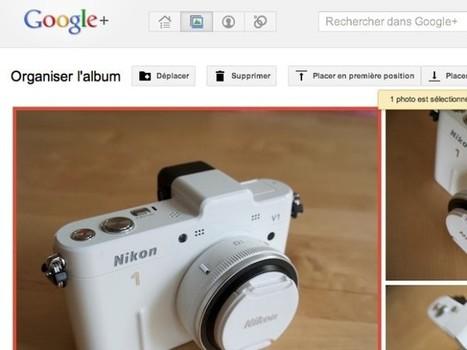 Google+ : intégration de Google Docs et nouvelle interface pour les images | Google actu | Scoop.it