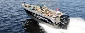 Princecraft Platinum SE 207 | Aluminum Fish and Ski Boats for Waterski, Wakeboard, Tubing and Fishing | Deep-V | Aluminum Boat Guide | Scoop.it