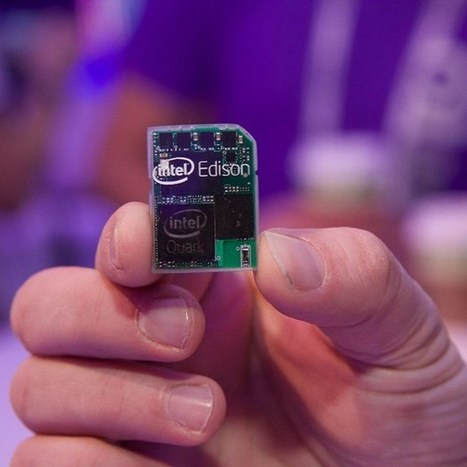 Intel Edison is a full computer on an SD card, launching in 2014 (Wired UK) | IT, Electronics, Programming | Scoop.it