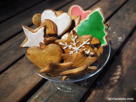 Gingerbread | Latvian Eats | Latvian cuisine | Scoop.it