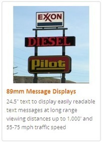 Buy Single Color Led Signs & Message Diplays | Industrial Led Displays - Adsystemsled | Scoop.it