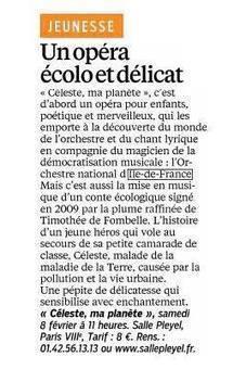 Aujourd'hui - Le Quotidien | Céleste | Scoop.it