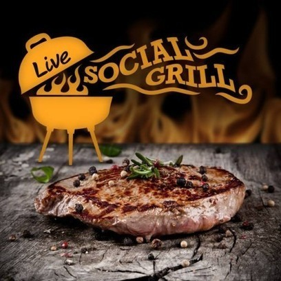 Lidl Romania makes online barbecue, on its Live Social Grill | AdHugger | Charliban Worldwide | Scoop.it