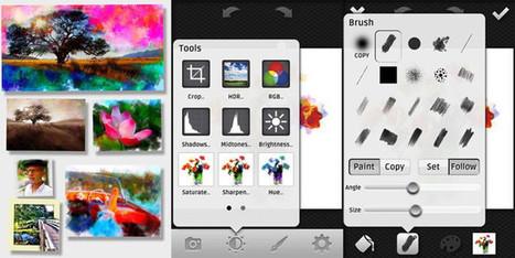 PhotoViva, convierte tus fotografías en obras de arte en tu Android | MariaaCases | Scoop.it