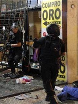 Mais de 200 detidos em Buenos Aires numa mega-operação contra o crime - Mundo - Correio da Manhã | crime | Scoop.it