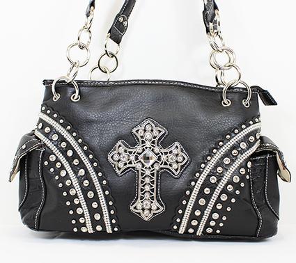 BEAUTIFUL RHINESTONE HANDBAG - HBG8623PLAINBLACK at wholesalebyatlas.com - Rhinestone Handbags | Wholesale Handbags | Scoop.it