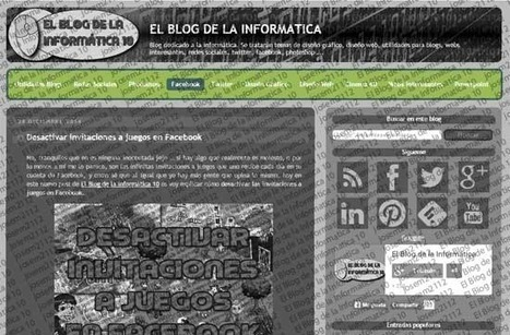 Menú CSS en Blogger | Running by josem2112 | Scoop.it