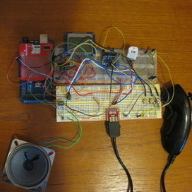 Tricorder/Console! | Arduino&Raspberry Pi Projects | Scoop.it