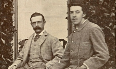 Oscar Wilde photograph from family album to go to auction | The Irish Literary Times | Scoop.it