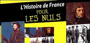 L'Histoire de France pour les Nuls, un quiz amusant et intelligent sur iPad (5 codes à gagner) | Rhit Genealogie | Scoop.it
