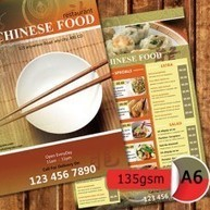 A6 Flyers Printing - Perfect for Takeaway Menus | snipea6flyers | Scoop.it