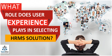 Looking For An HR Solution? Don't Forget To Consider UX | Humman Resouce Management System - TeamWise | Scoop.it